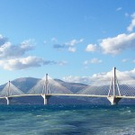 The Rio-Antirrio bridge