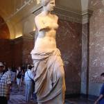 Venus of Milos at Louvre, Paris