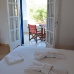 Sohoros rooms, Iraklia, Smaller Cyclades, Greece