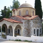 Agios Meletios church, Livadeia