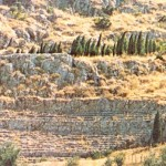 The ancient Theatre of Cheronia (near Livadeia)