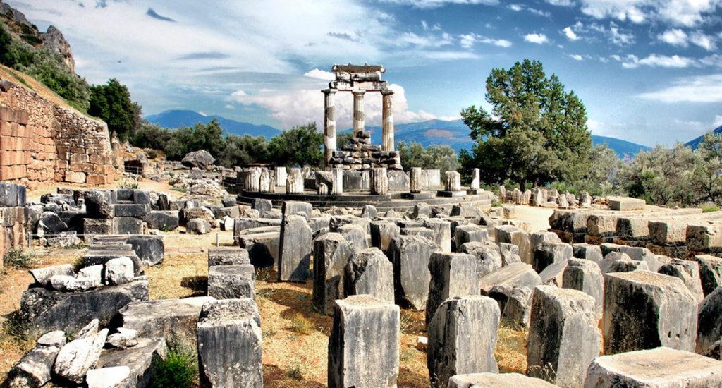 Delphi - Photo by Sotiris Lambadaridis