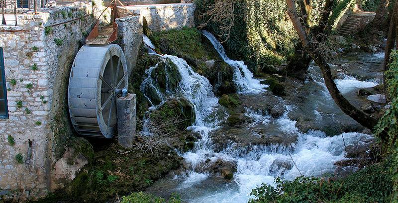 Evlahos, Livadia