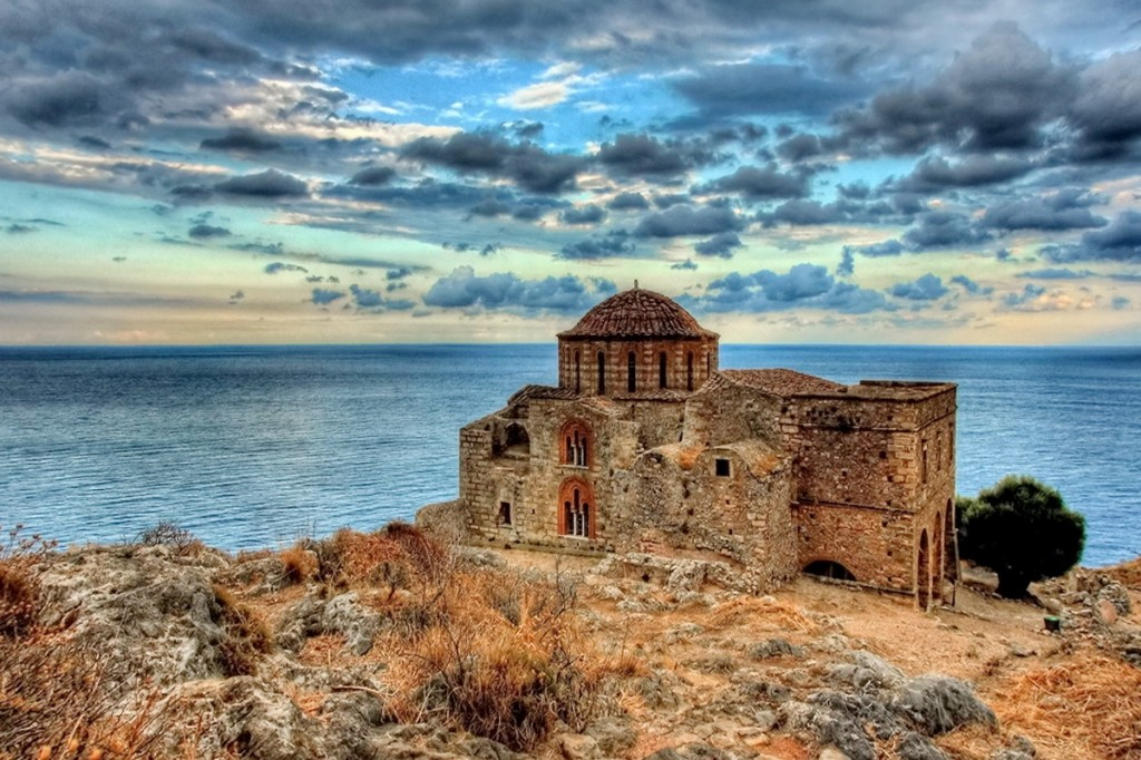 Monemvasia - Photo by S. Lambadaridis