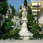 Statue of Athanasios Diakos