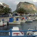 The rock of Monemvasia