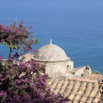 View from Monemvasia