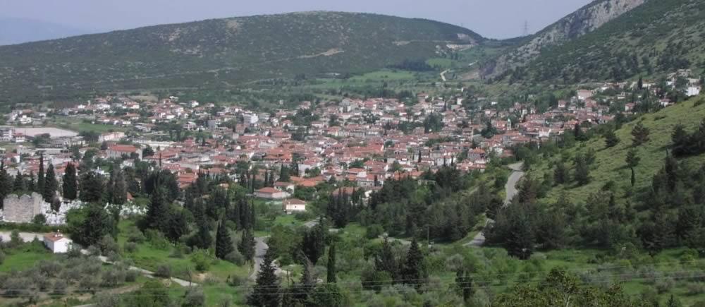 Amfikleia, Greece