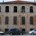 Old tobacco warehouse in Xanthi