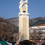 The Clock in Xanthi