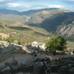 The Delphi valley