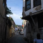 Walking in Xanthi