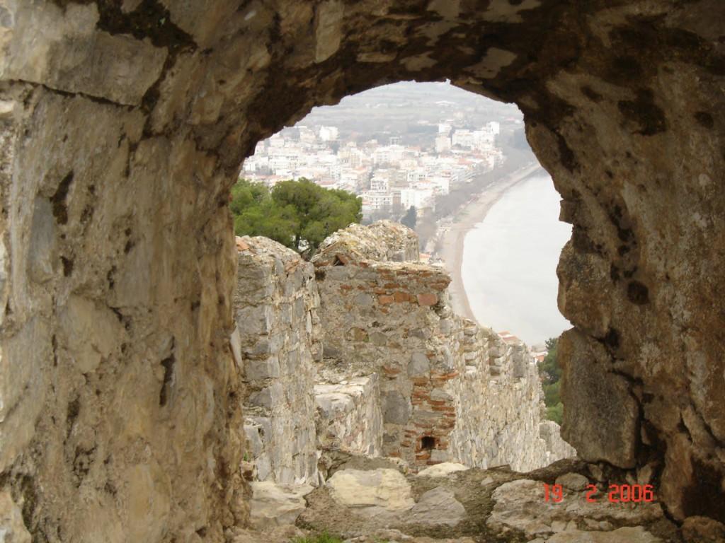 View from Naupactus fortress - Photo by Mary Sipsa