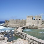 Methoni Castle - Southpoint, Messenia, Greece