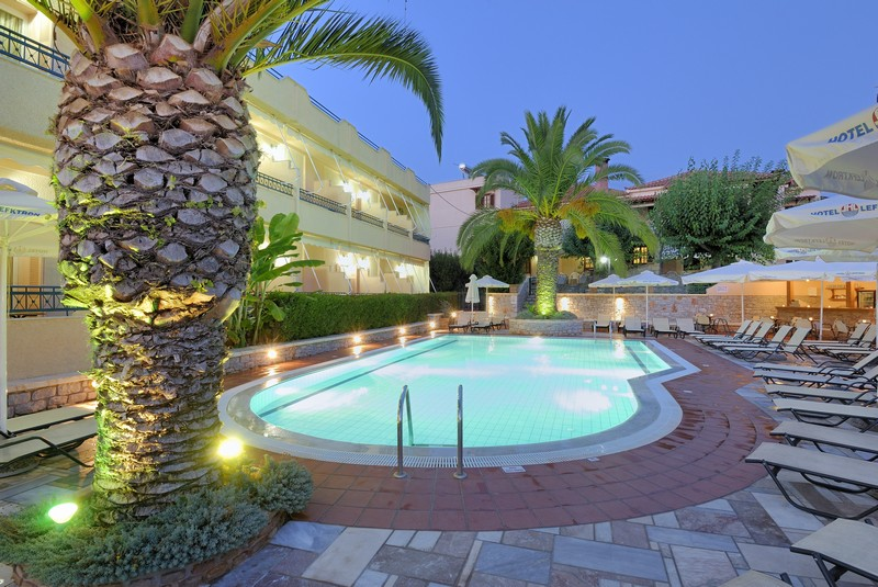 Lefktron Hotel, Stoupa, Messinia