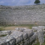 Amphitheatre at Dodoni