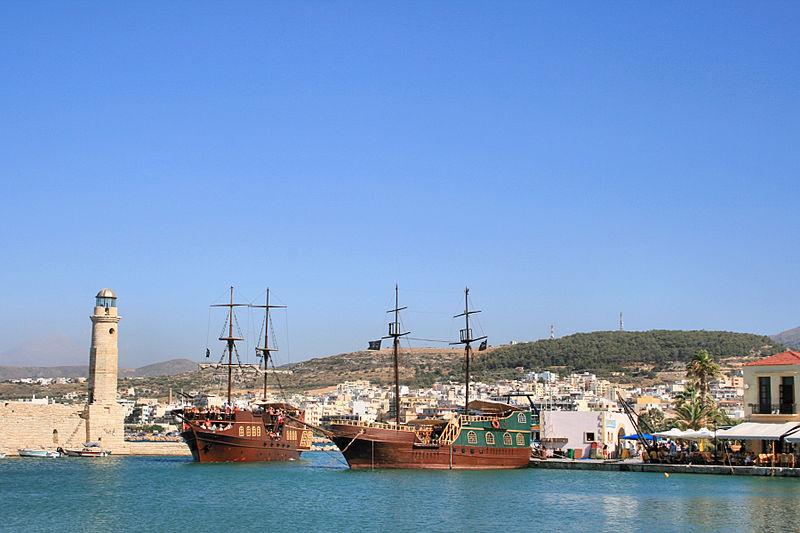 Rethymno - Venetian harbour