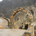 Entrance Arch for Kourtaliotiko Gorge