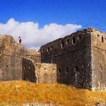 "Ottomanian castle ""Five Wells"" in Preveza"