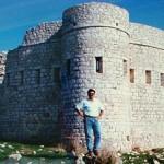 Ottomanian castle Laskaras in Preveza