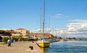 Port of Preveza