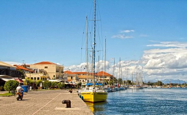 Port of Preveza