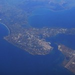 Preveza, Greece - from above