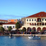 Preveza Port, Epiphany Holiday