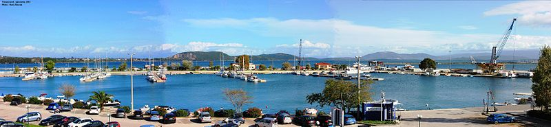 Preveza Port - panorama