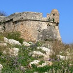 Rethymno Fortress, Fortezza - detail