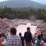 Amphitheatre in Epidavros