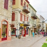 Nafplio - pedestrian zone