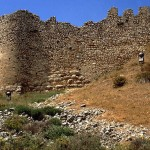 The castle of Argos on Larissa hill