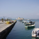 The mole of Nafplion