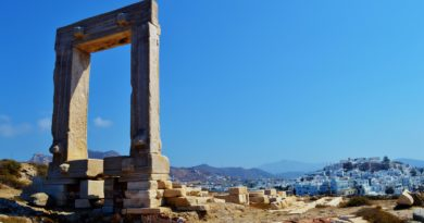 Naxos - Greek Cycladic Architecture