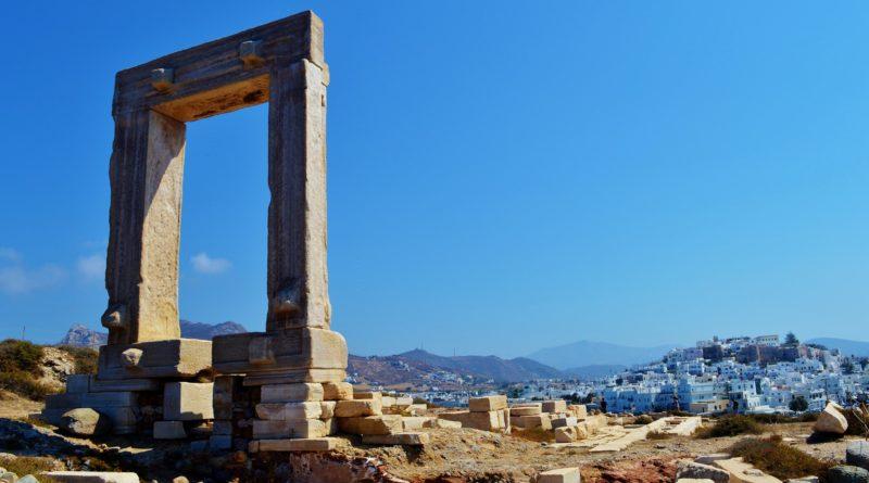 Naxos - Greek Cycladic Architecture