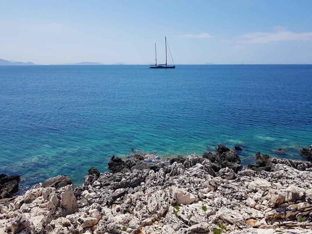 Kastos, Meganisi, Ionian Sea Greece - Photo Mrs Pebble