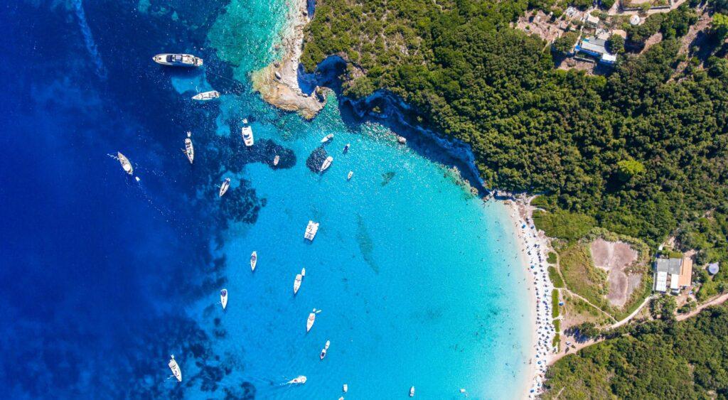 Paxos, Paxi, Ionian Sea, Greece