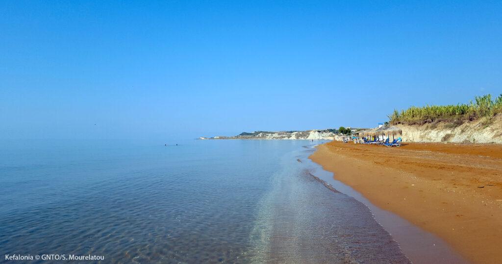Kefalonia, Greece - beach