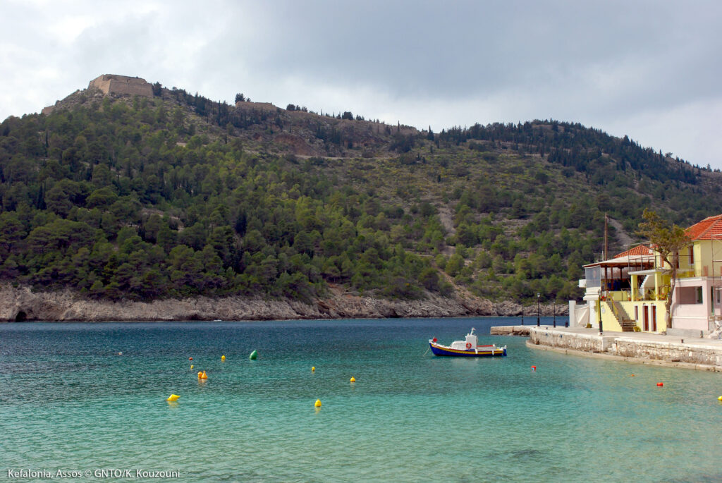 Kefalonia, Greece - Assos