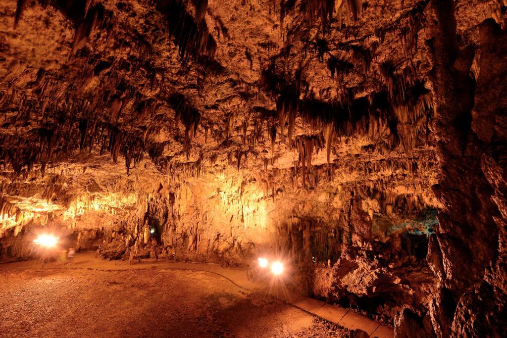 Drogarati Cave, Kefalonia Greece