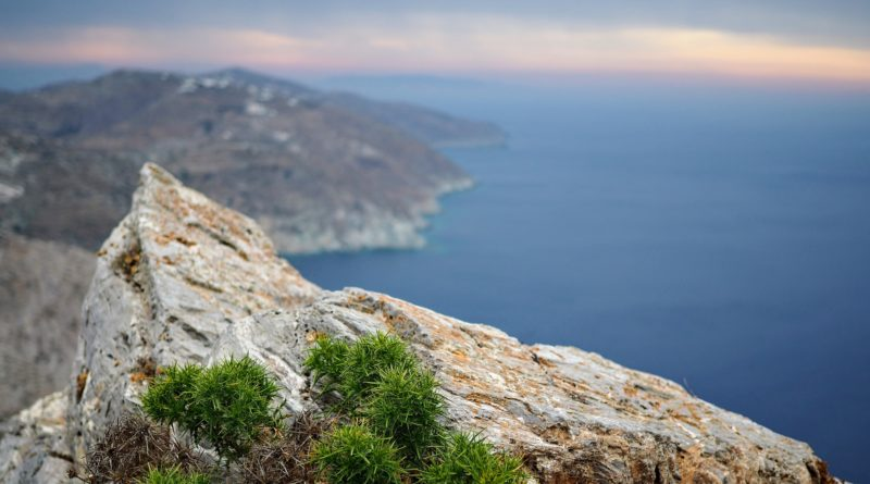 Travel to Folegandros, Greece