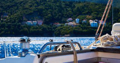 Travel to Ithaca, Ionian Sea, Greece