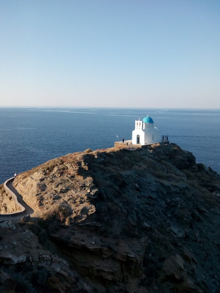 Travel to Sifnos, Cyclades, Greece