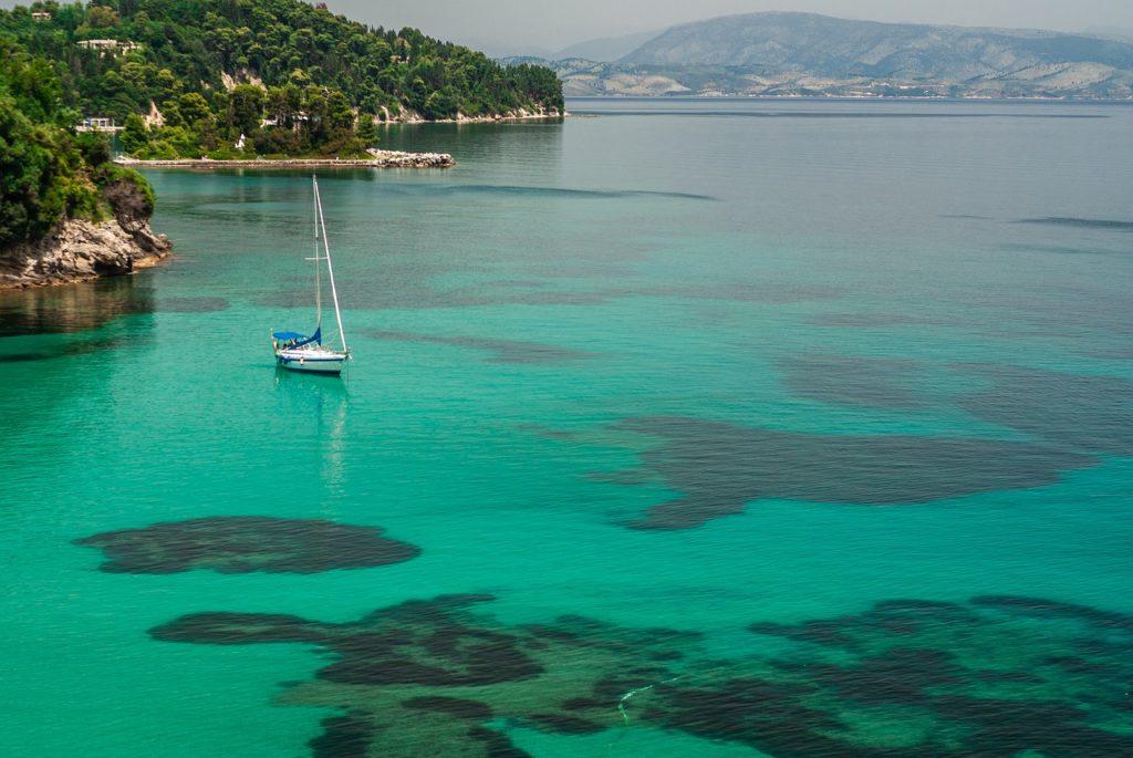 Travel to Corfu, Greece
