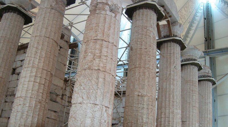 Bassai Temple of Apollo