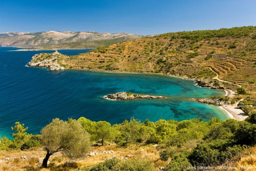 Didima Bay, Chios Island - Greece