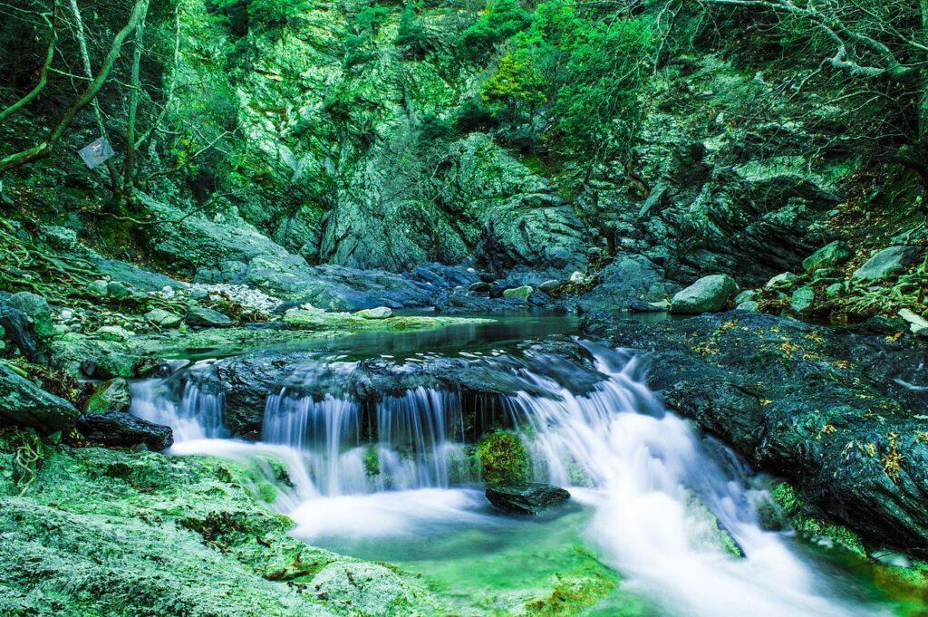 Travel to Samothrace, Greece