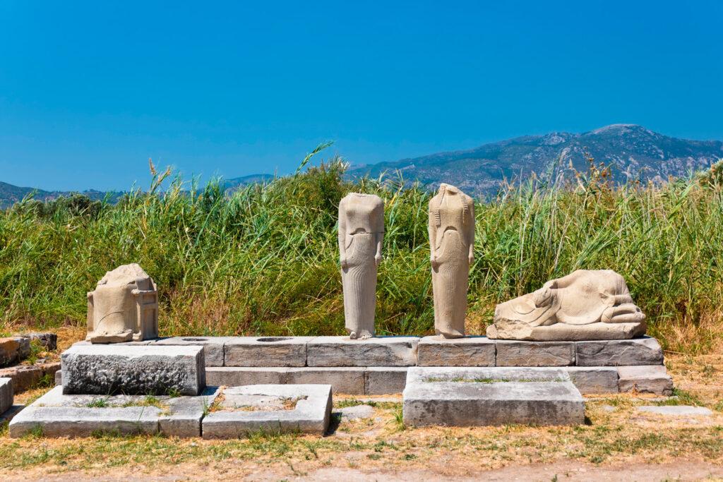 Hereon of Samos, North Aegean Sea Greece