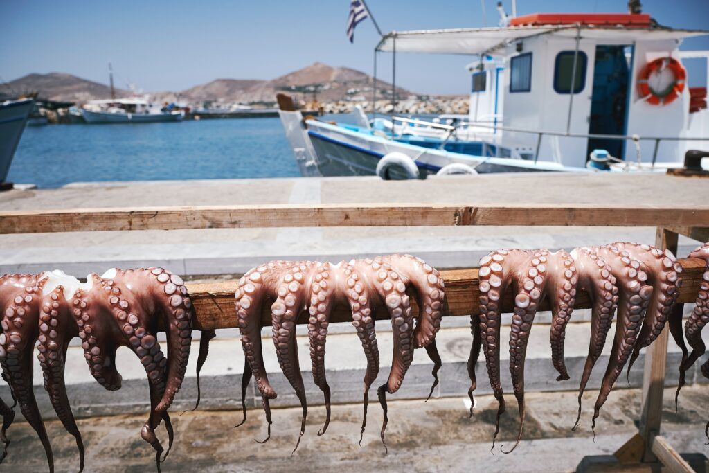 Nausa, Paros, Cyclades, Greece